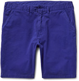 Ps By Paul Smith - Stretch-cotton Twill Chino Shorts