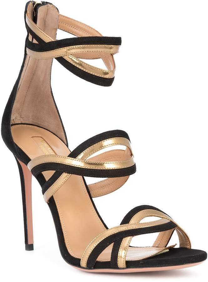 Aquazzura Moon ray sandal