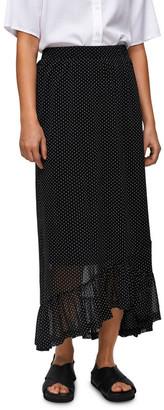 Selected Dorthea Midi Skirt