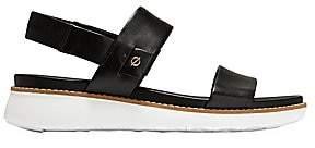 Cole Haan Women's ZeroGrand Global Leather Sport Sandals