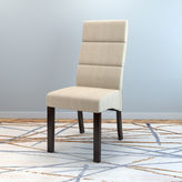 Asstd National Brand Antonio Tall Back Upholstered Dining Chairs Set Of 2
