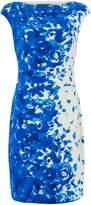 Lauren Ralph Lauren Novellina cap sleeve dress