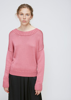Rachel Comey Pink Reform Pullover
