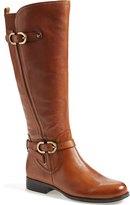 Naturalizer 'Jennings' Knee High Boot (Women) (Wide Calf)