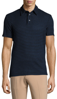 Trina Turk Lance Wool Polo Shirt