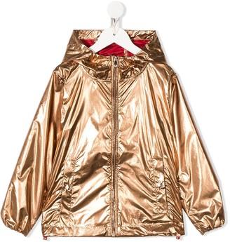 Ciesse Piumini Junior Metallic Raincoat