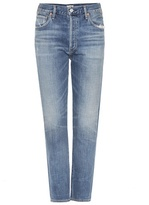 Citizens of Humanity Liya High-rise Cropped Jeans