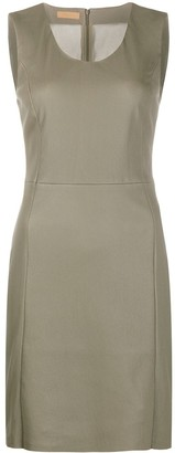 Drome Panelled Shift Dress