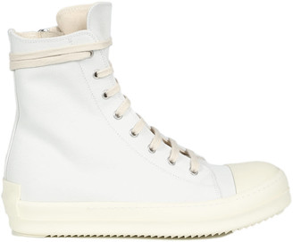 Drkshdw Lace Up High Top Sneakers