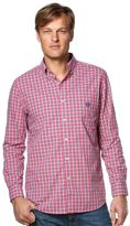 Chaps Big & Tall Classic-Fit Easy-Care Button-Down Shirt