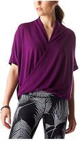 Lucy Women's Yoga Flow Short Sleeve Shirt