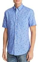 Gitman Vintage Nintendo Short Sleeve Button-Down Shirt - 100% Exclusive