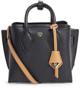 MCM Mini Leather Neo Milla Tote Bag