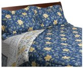 Laura Ashley Emilie Collection King Comforter Set by