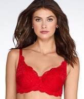 Q-T Intimates Kelly Lace Bra - Women's