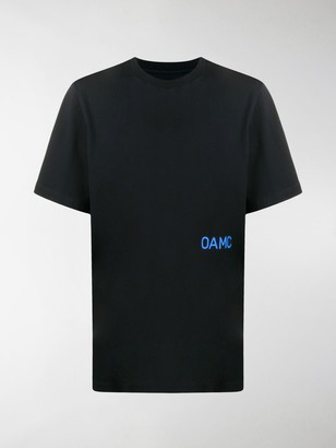 Oamc Logo Short Sleeve T-Shirt