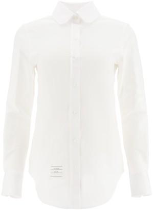 Thom Browne 4-Bar Shirt