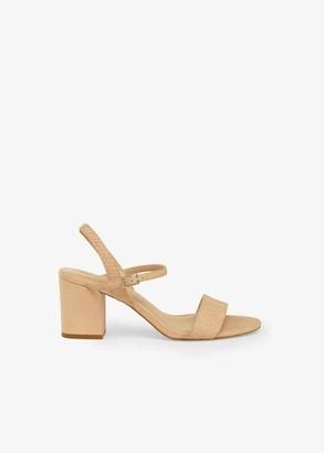 Phase Eight Isobel Block Heel Sandals