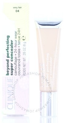 Clinique / Beyond Perfecting Super Concealer Camouflage (04) Very Fair .28 oz