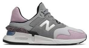 New Balance Women's 997 Sport Logo Suede & Nylon Sneakers