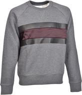 Ami Alexandre Mattiussi Ami Striped Sweatshirt