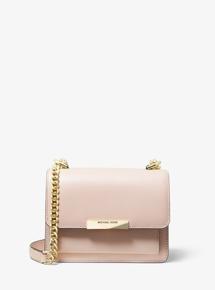 MICHAEL Michael Kors Jade Extra-Small Leather Crossbody Bag
