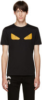 Fendi Black Monster T-Shirt