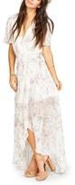 Show Me Your Mumu Women's Sophia Wrap Dress