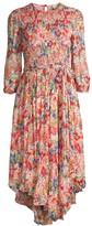 Shoshanna Beatriz Meadow Dress