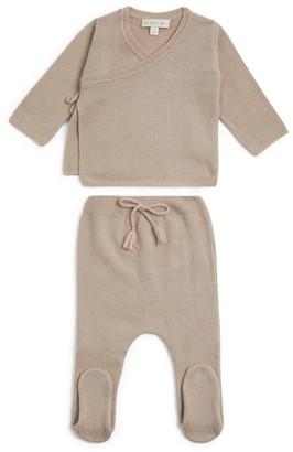 Belle Enfant T-Shirt and Footed Leggings Set (0-6 Months)