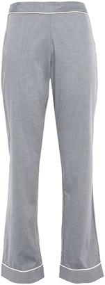 ELSE Victoria Cotton-blend Pajama Pants
