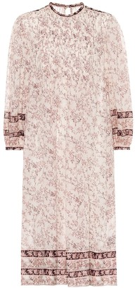 Etoile Isabel Marant Vanille floral cotton dress
