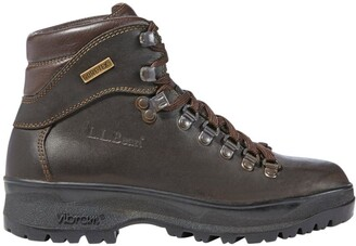 L.L. Bean Women's Gore-Tex Cresta Hiking Boots, Leather