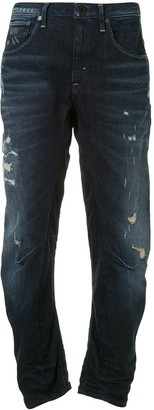 G Star Arc 3D Kate tapered jeans