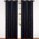 Eclipse Meridian Grommet-Top Blackout Curtain Panel