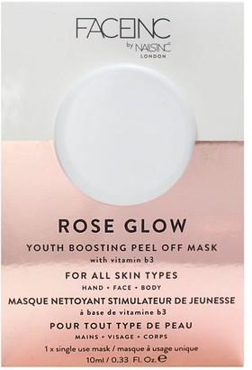 INC.redible Inc. Redible Rose Glow Youth Boosting Peel Off Pod Mask 10Ml