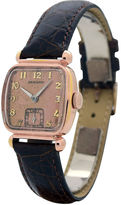 One Kings Lane Vintage 1940s Hamilton Rose Gold-Filled Watch