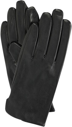 Dents Classic Leather Gloves Black