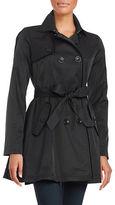 Betsey Johnson Trench Rain Coat
