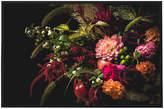 "Timothy Hogan for Kim Salmela Timothy Hogan - Autun Floral - 55""L x 36""W Art"