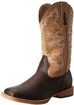 Roper Cowboy Classic Square Toe Basic Cowboy Boot (Toddler/Little Kid/Big Kid)
