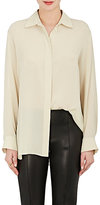 The Row WOMEN'S BIG SISEA SILK SHIRT