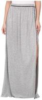 Brigitte Bailey Bombe Slit Maxi Skirt