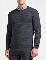 Gant Cotton Texture Jumper