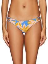 Volcom Women's Palms up Full Bikini Bottom