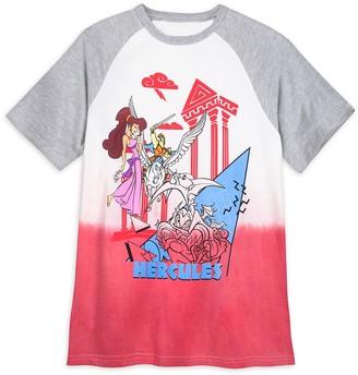 Disney Hercules Short Sleeve Baseball T-Shirt for Adults