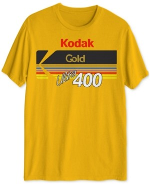 Hybrid Kodak Gold Ultra 400 Men's Graphic T-Shirt