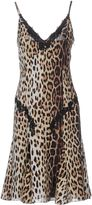 Moschino Cheap & Chic 3/4 length dresses