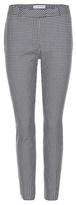 Altuzarra Checked cotton trousers