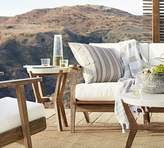 Pottery Barn Raylan Outdoor Side Table